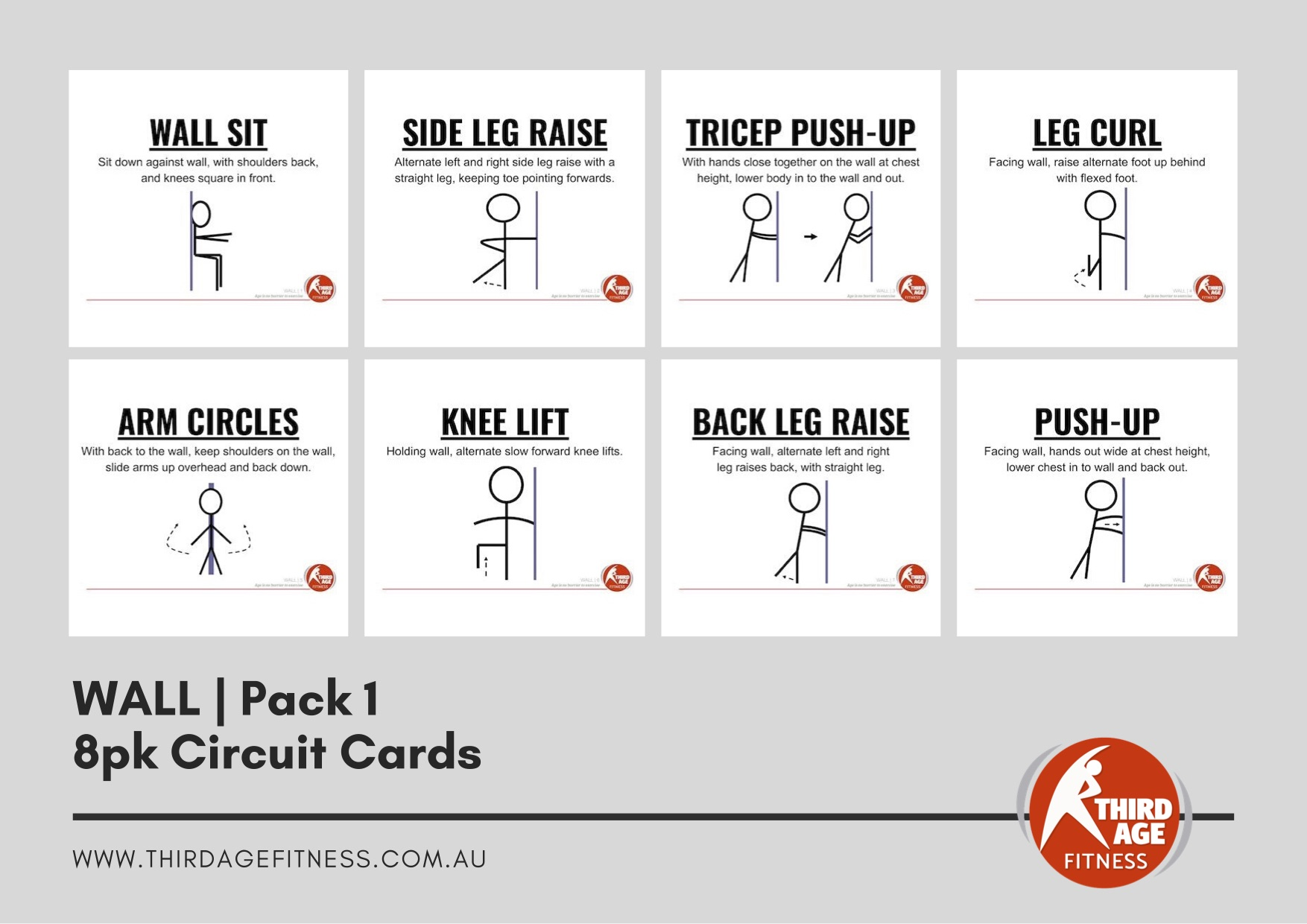Circuit Cards - Wall Pack 1