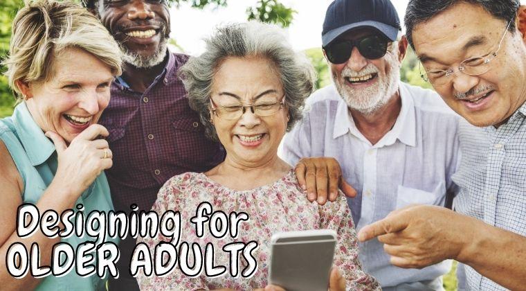 Online Course: Designing for Older Adults