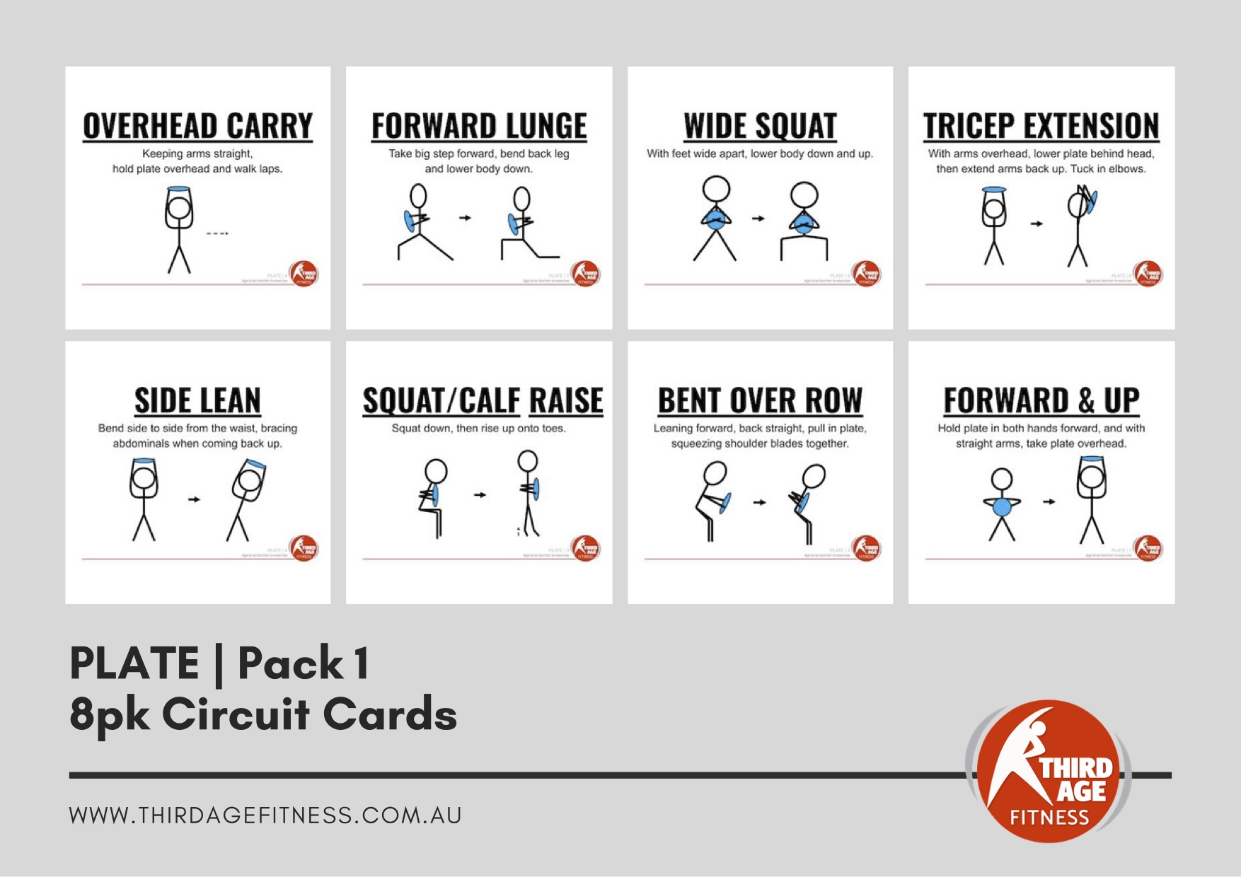 Circuit Cards - Plate Pack 1