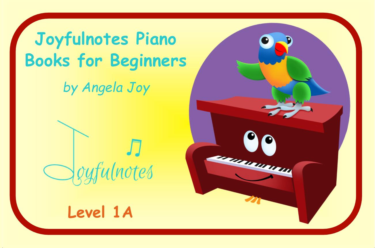 Joyfulnotes Level 1A Book