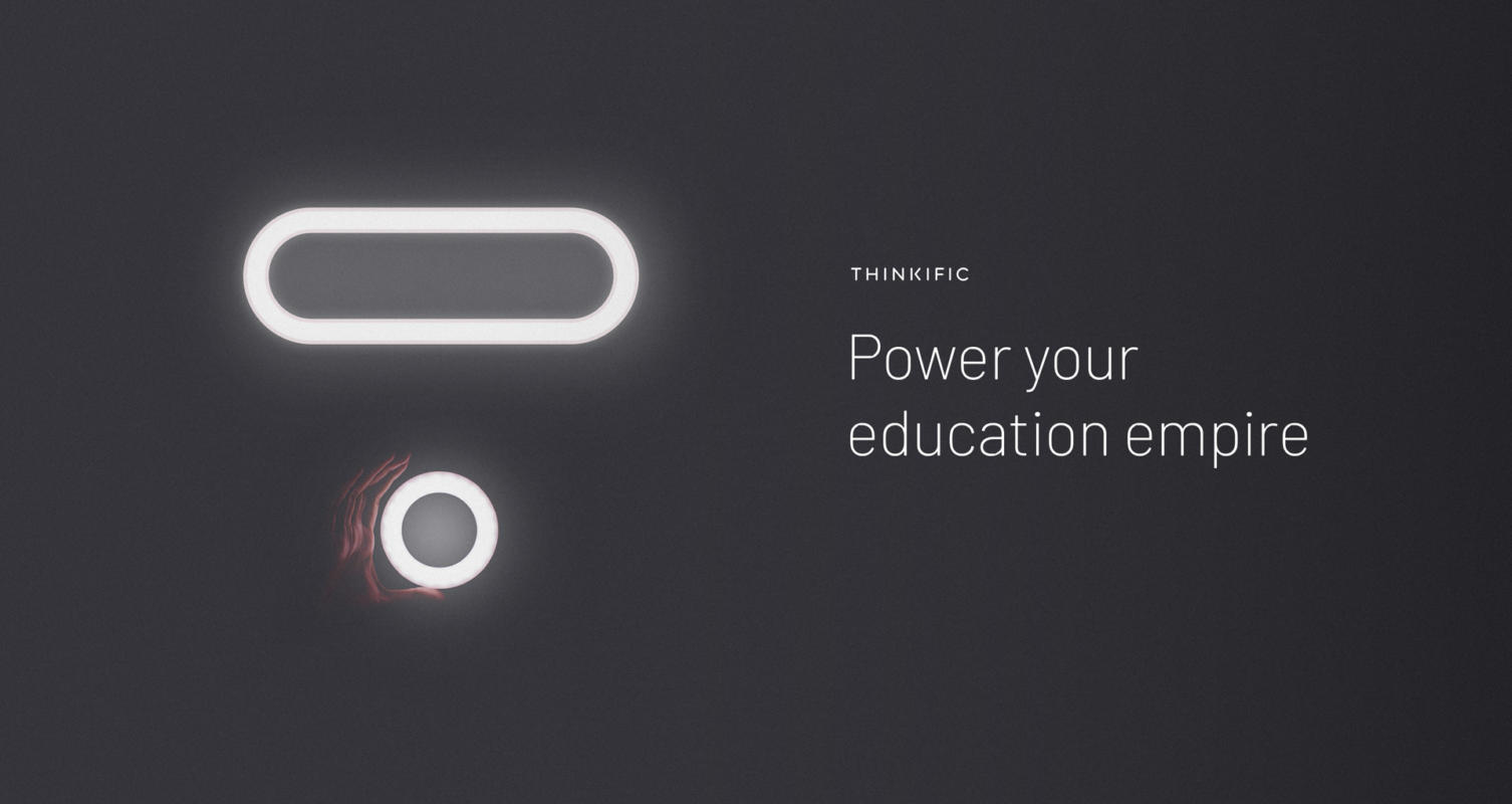 <center>Thinkific is a powerful Learning Management System.