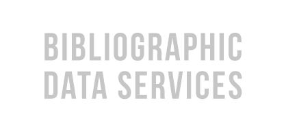 Bibliographic Data Services