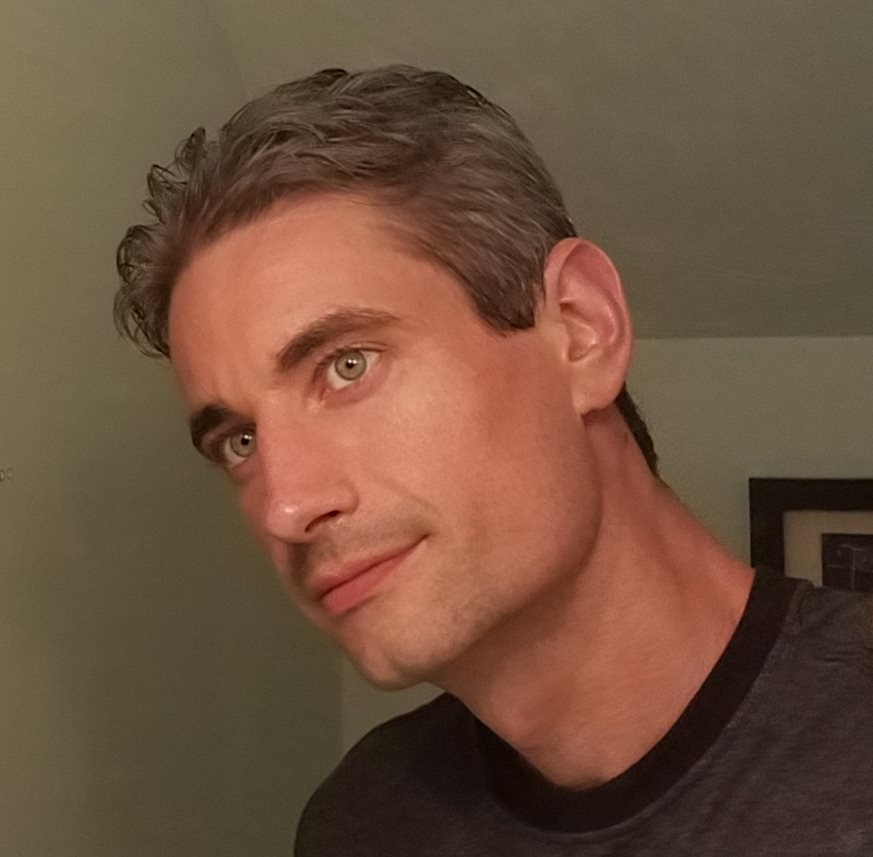 headshot of Marten