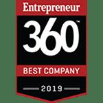 Entrepreneur 360 Award