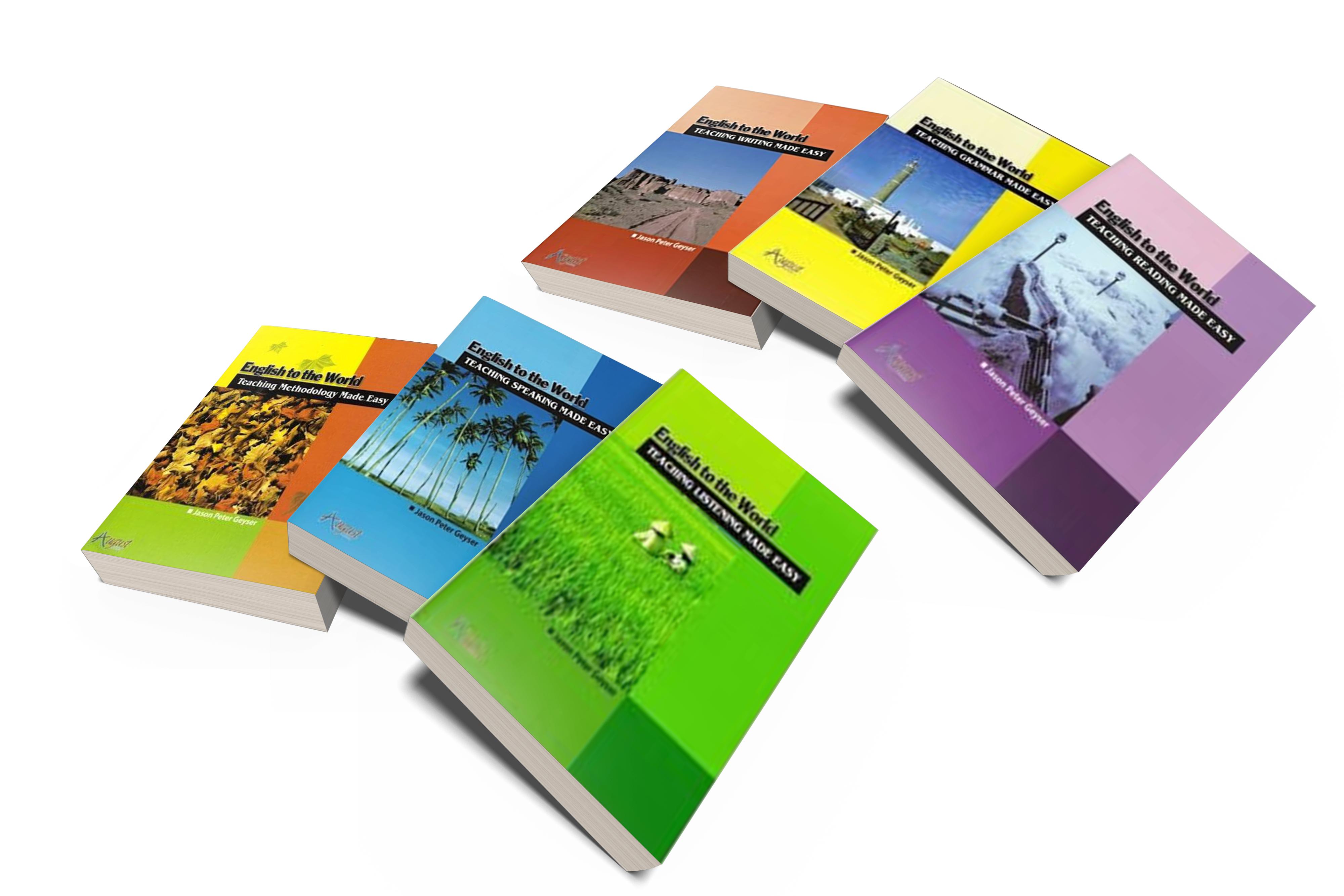 TEFL Textbooks for TEFL Solutions