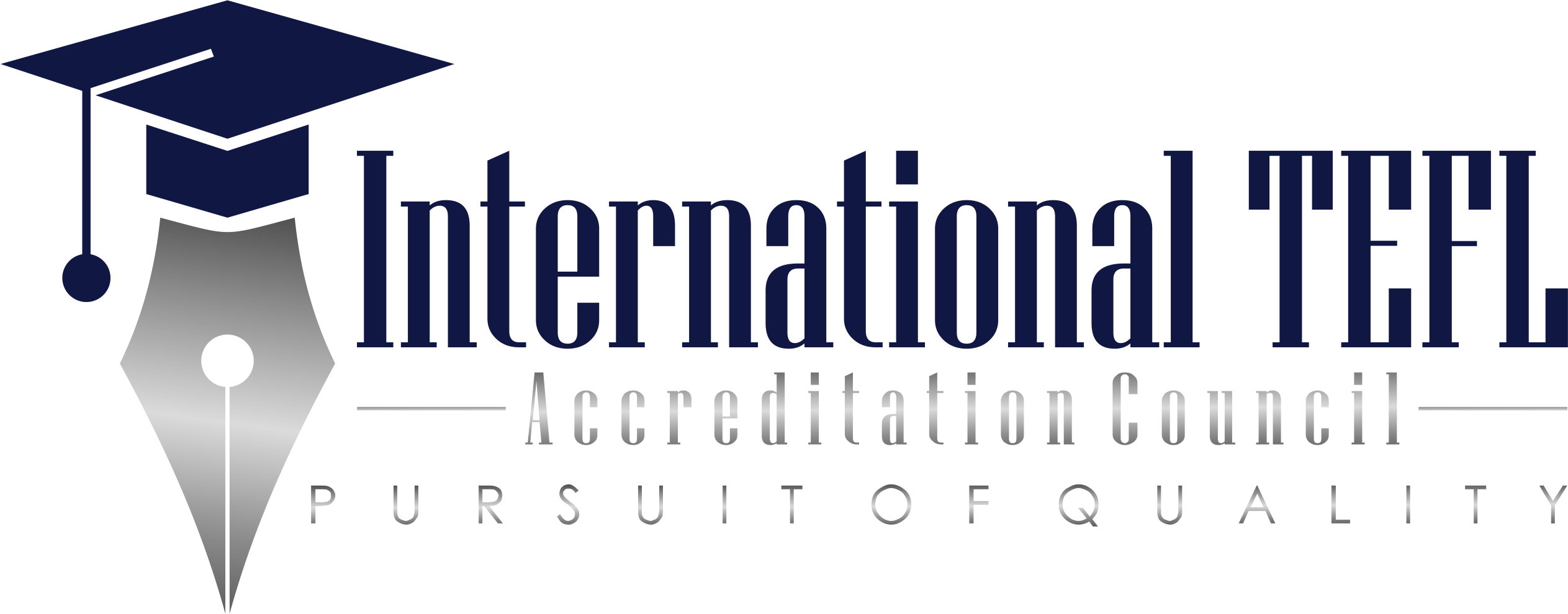 International TEFL Accreditation Council Logo
