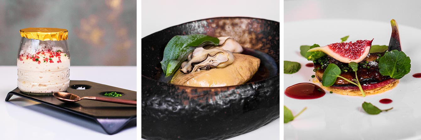 Foie Gras Tecnica Romain Fornell