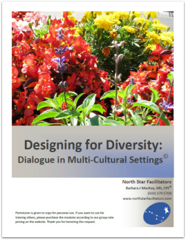 You may think the topic of working with multilingual or multicultural groups does not apply to you.