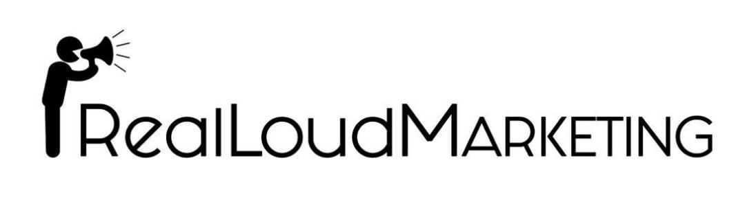 Real Loud Marketing logo