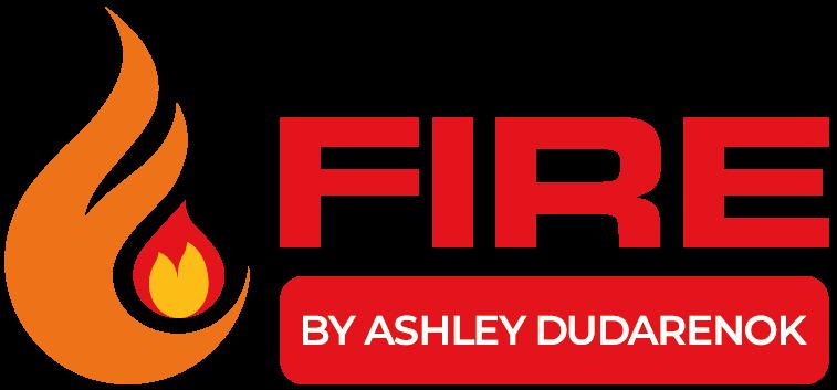 FIRE by Ashley Dudarenok