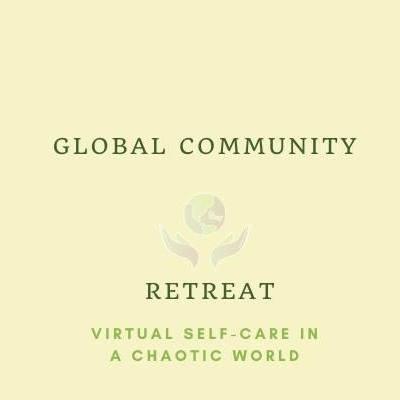 Global Community Retreat Logo