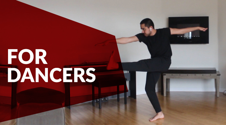 Dance classes for trained dancers