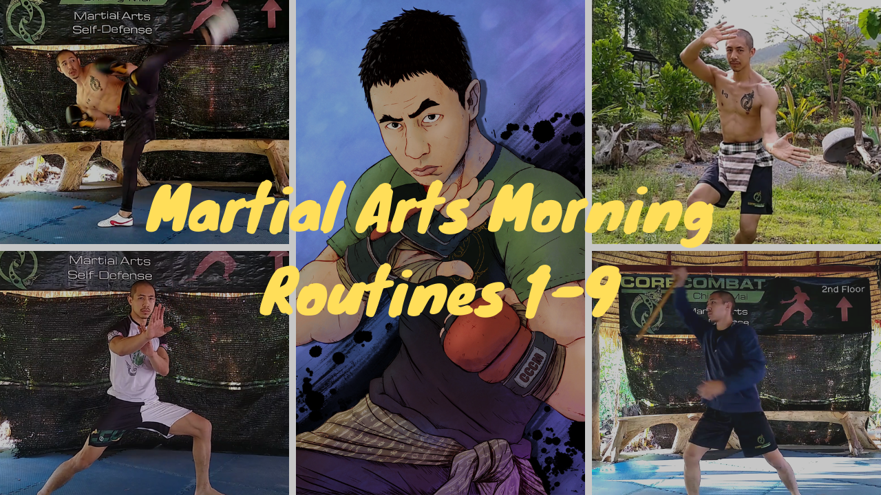 Martial Arts Morning Routines