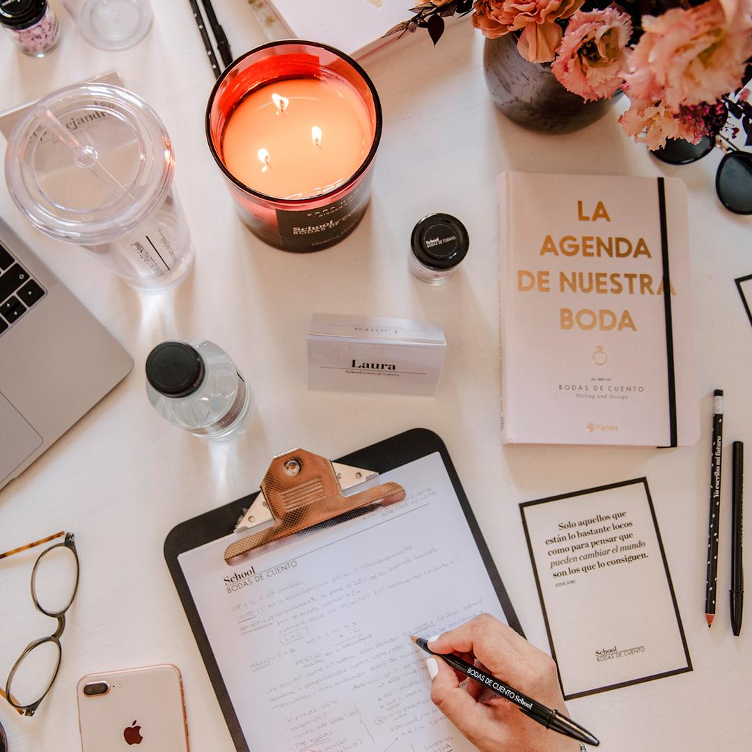 Curso online especializado de Wedding Planner & Designer de Bodas de cuento School