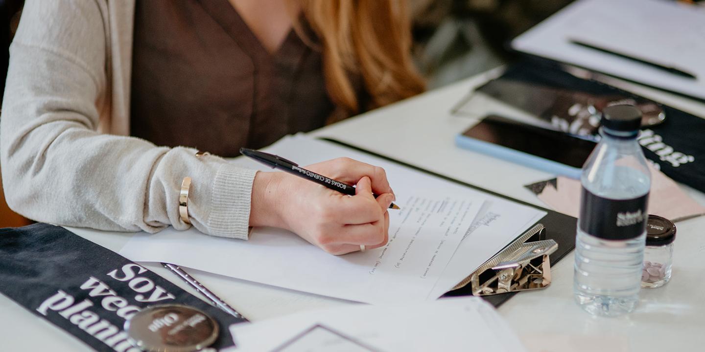 Curso de Emprendimiento para Wedding Planners, Bodas de Cuento School
