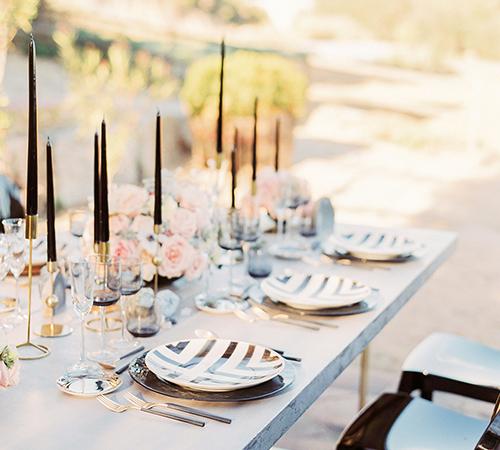 Deco mesa boda Curso de Marketing para Wedding Planners Bodas de Cuento School
