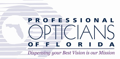 Professional Opticians of Florida Logo