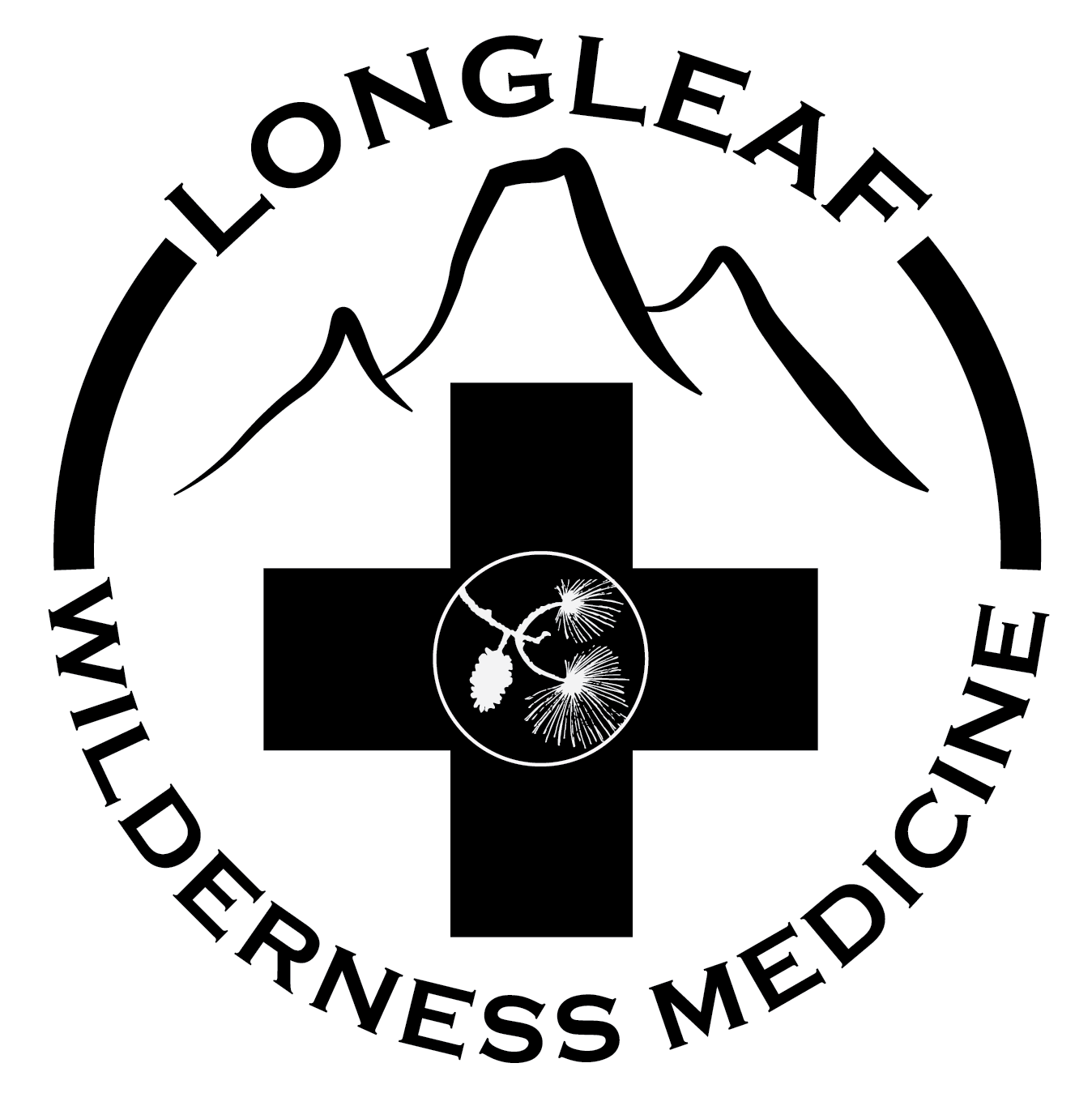 Longleaf Wilderness Medicine log
