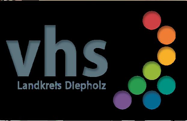 Logo vhs Landkreis Diepholz