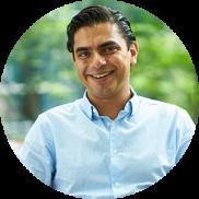 Vikram Rupani, Co-Founder, Redmart