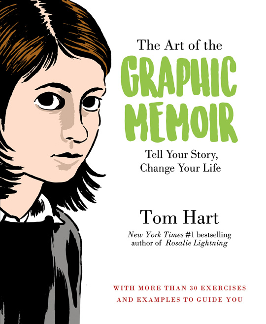 I wrote the book on Graphic Memoir