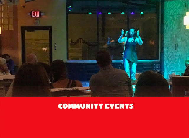 Community Art Events