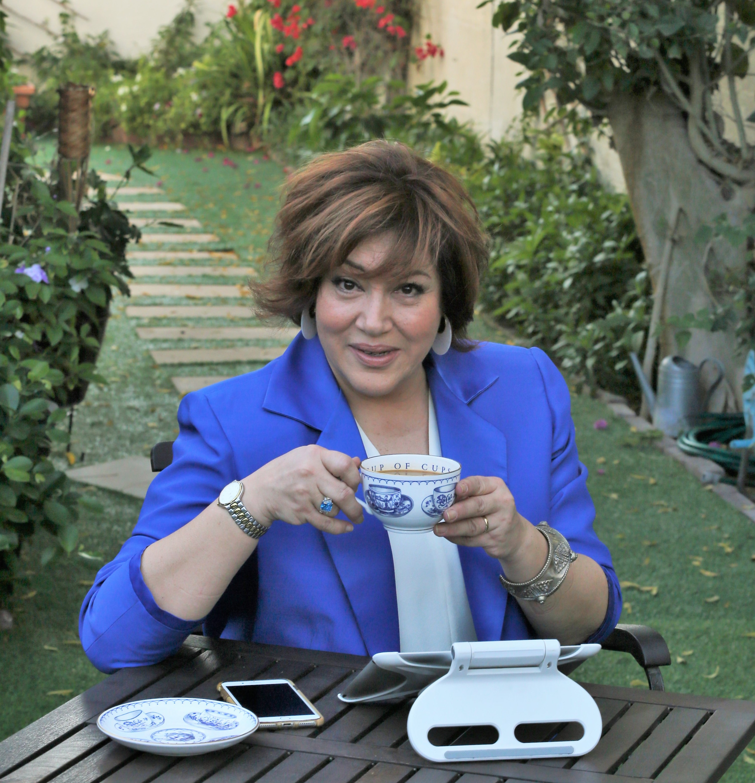 Sahar Huneidi- Palmer, Unbox Life Mentor & Holistic Therapist.