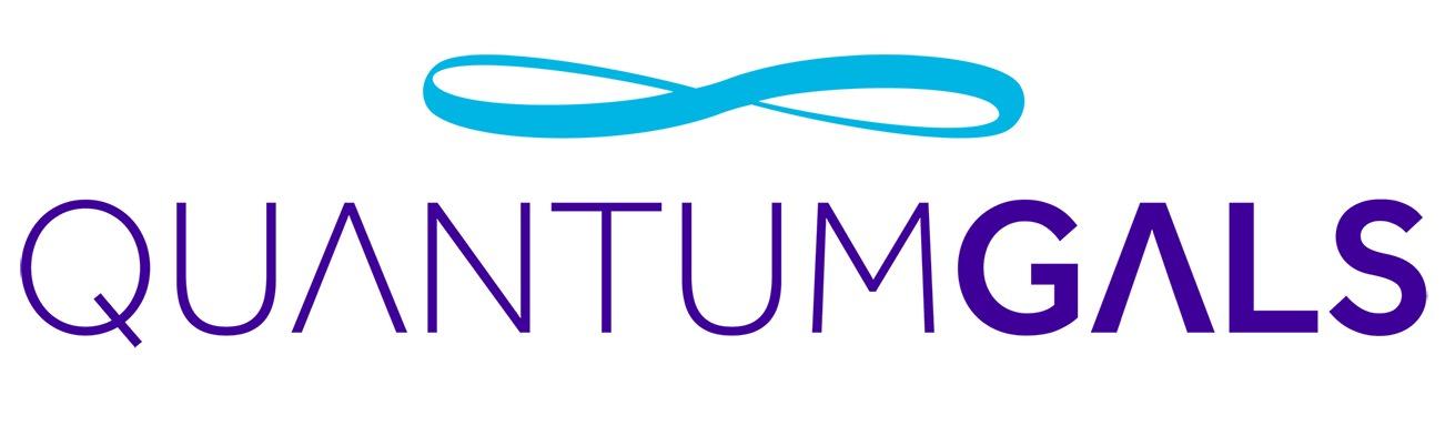 Quantum Gals logo