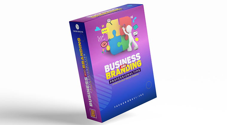 Business & Branding Professional Tips course by Work & PLAY Entertainment