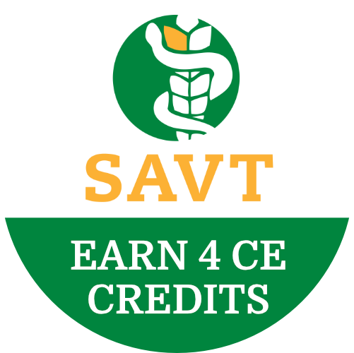 Earn 4 CE Credits with SAVT