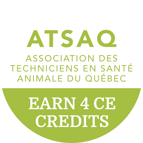 Earn 4 CE Credits with ATSAQ