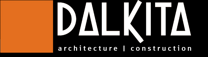 Dalkita Architecture Construction Logo