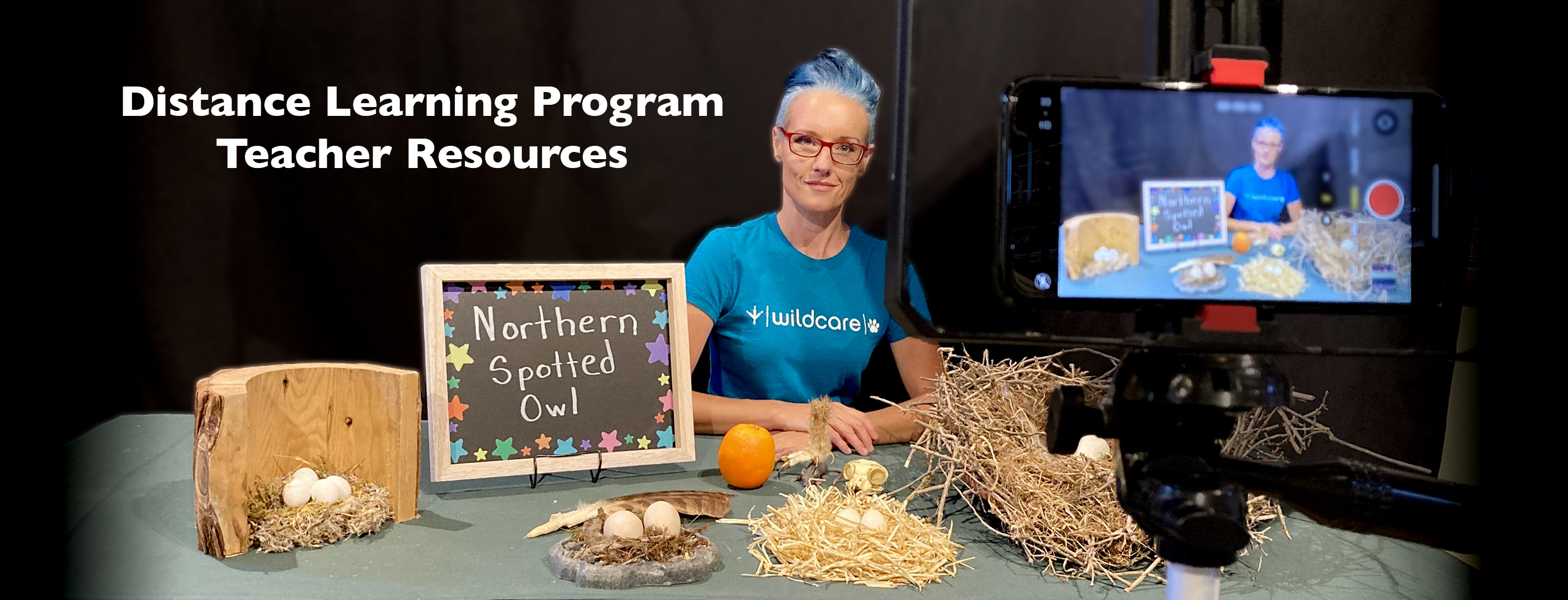 Distance Learning Program Teacher Resources