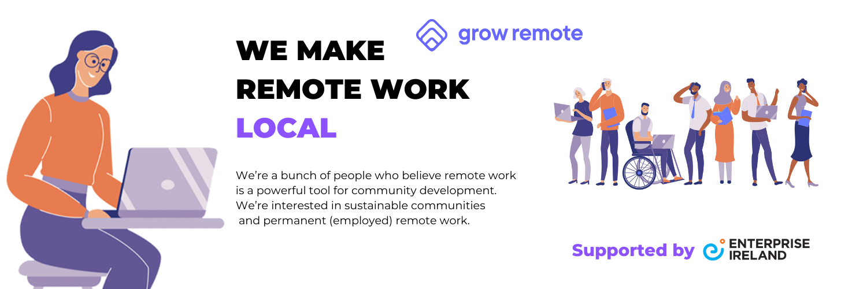 we make remote work local Grow Remote