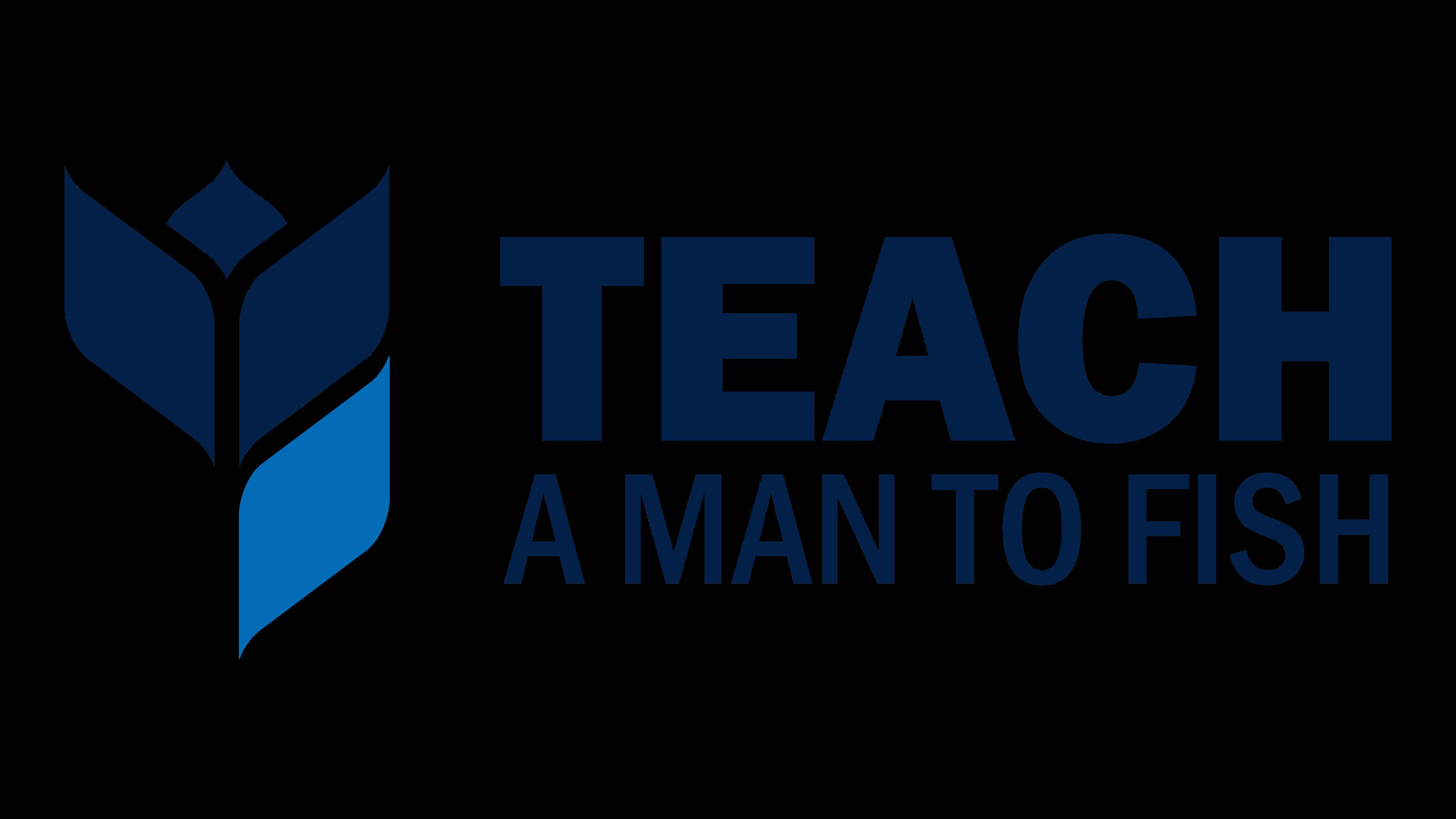 Teach A Man To Fish logo