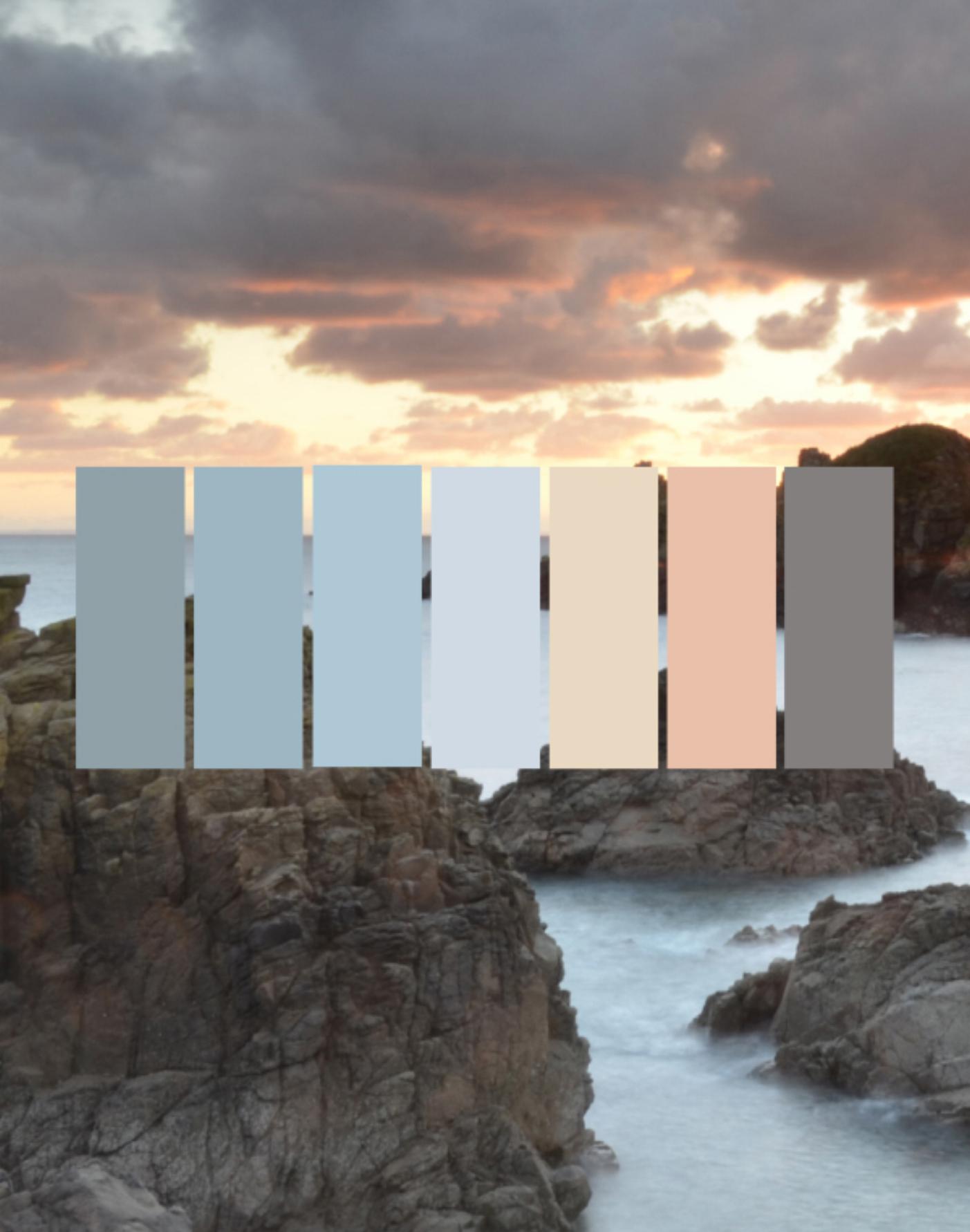 Biophilic Colour Harmonies
