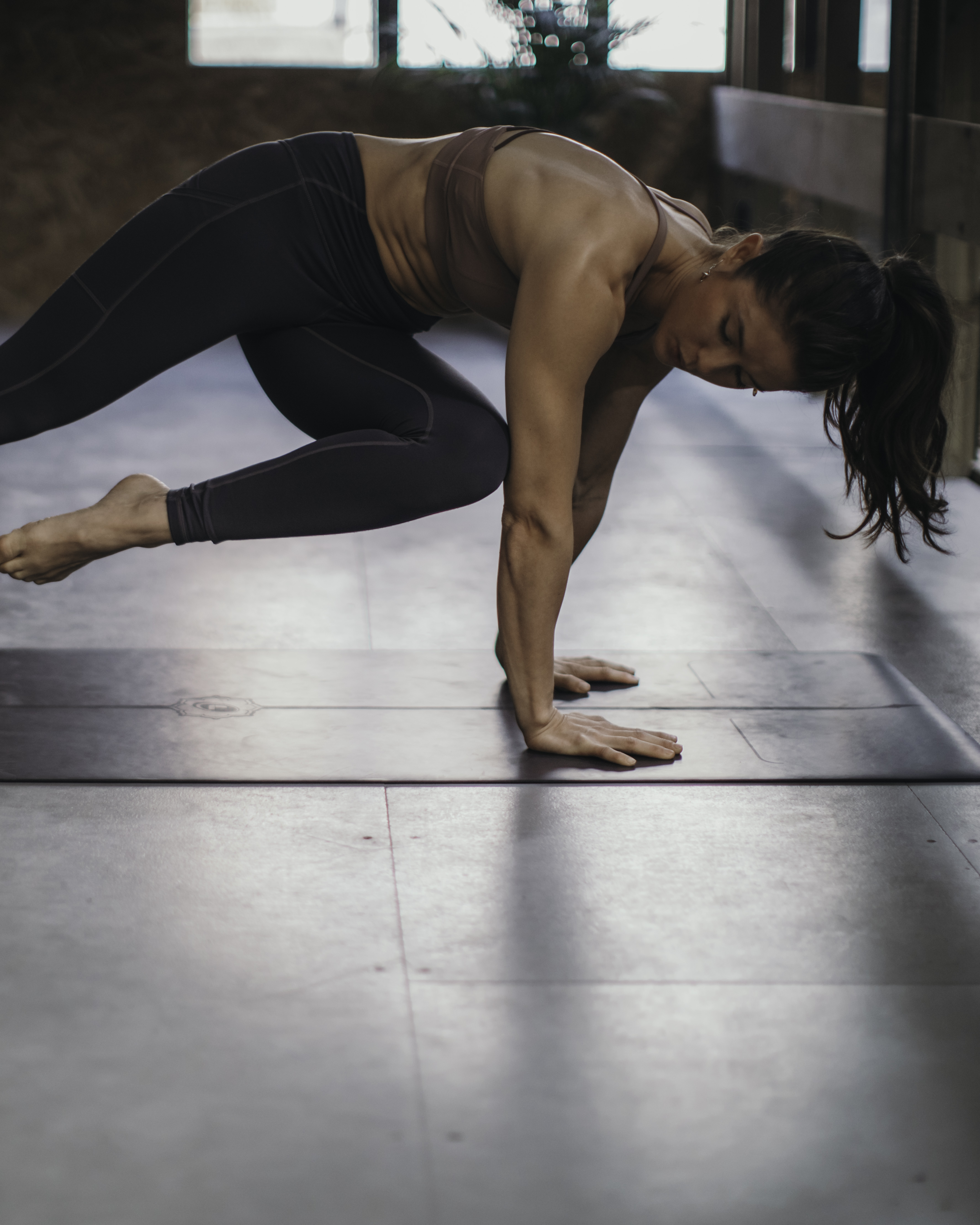 ClimbFlow fit yoga movement