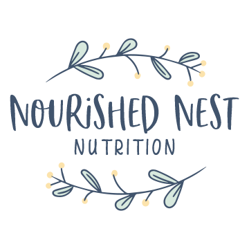 Nourished Nest Nutrition Logo