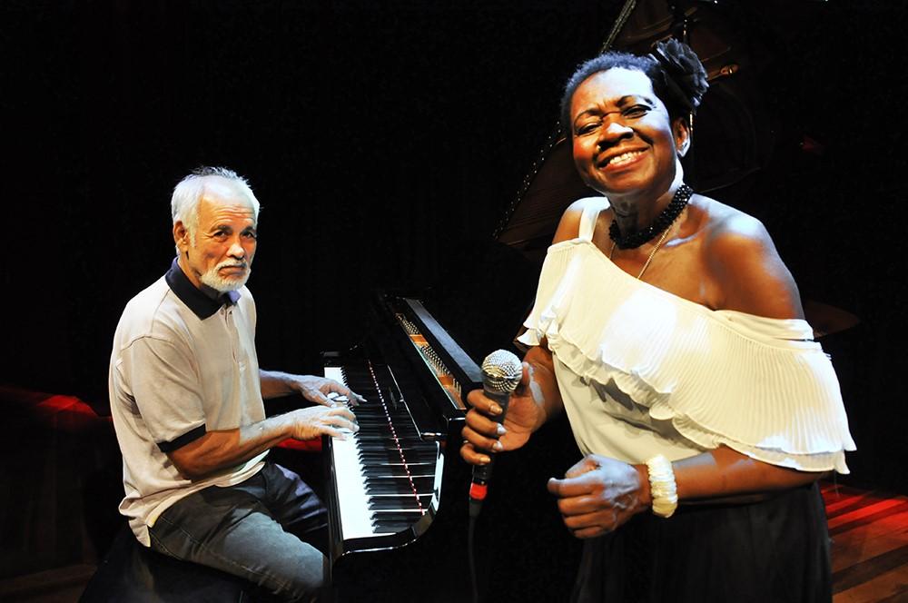Cristóvão Bastos e Áurea Martins