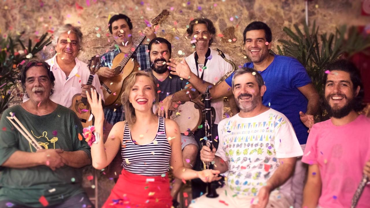 Orquestra do Rancho Flor do Sereno
