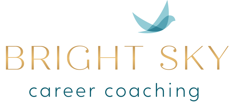 Bright Sky Career Coaching Logo