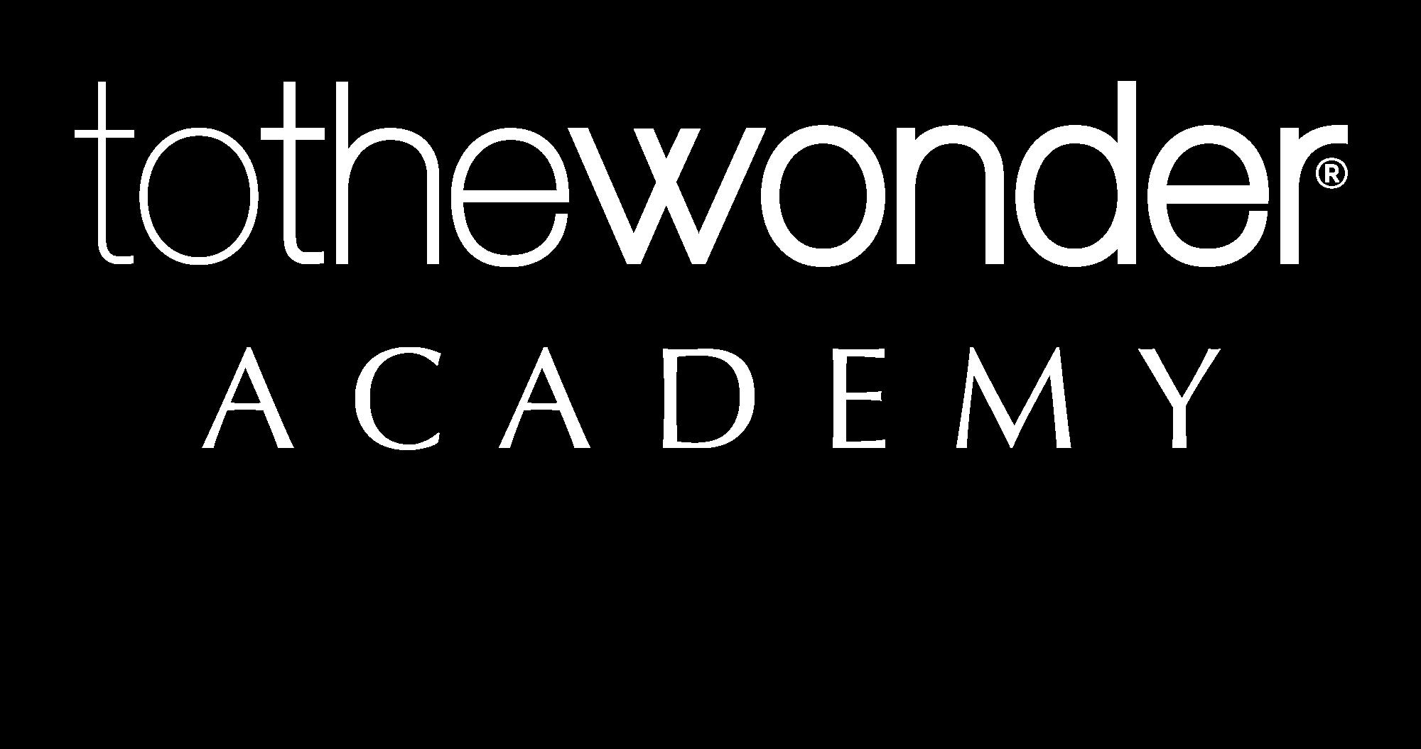 Logotipo ToTheWonder Academy