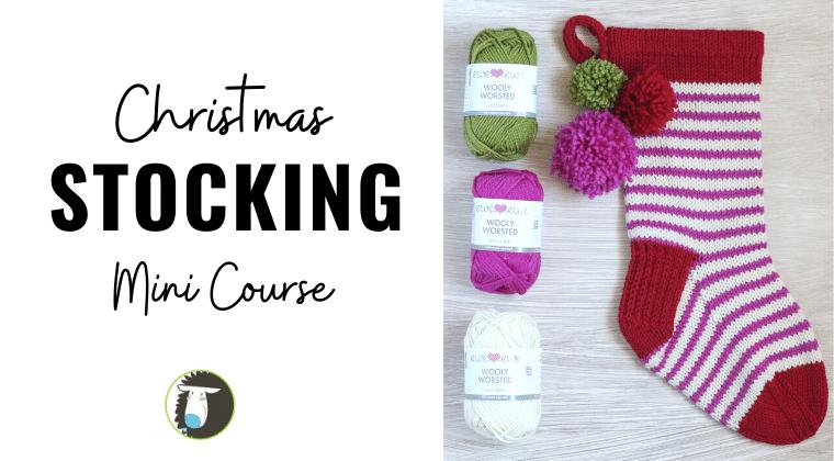 Christmas Stocking Mini Bootcamp