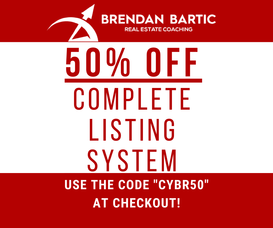 Complete Listing System is 50% off today only for CYBER MONDAY