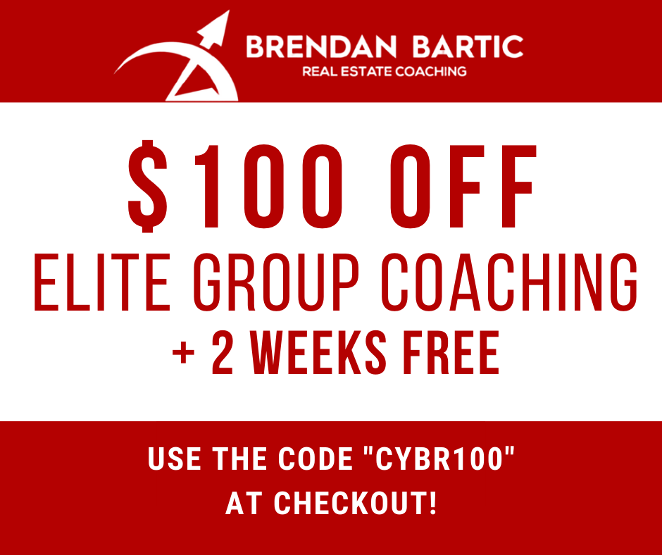 Cyber Monday $100 off Elite Group Coaching plus 2 weeks free