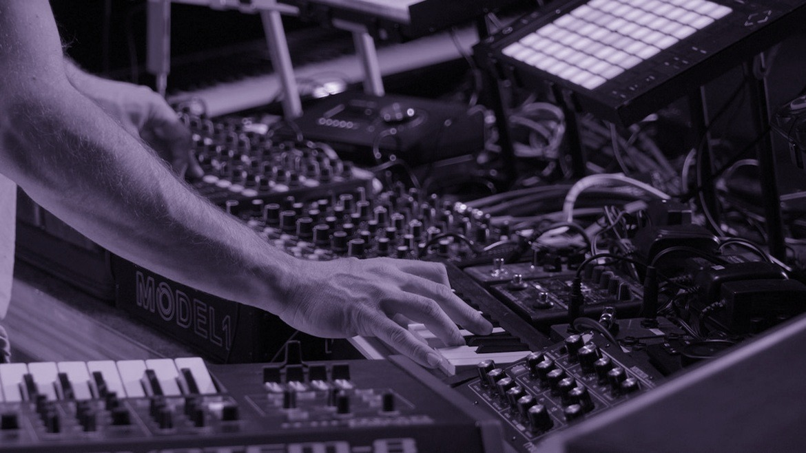 Sebastian Mullaert's Ableton live project template download