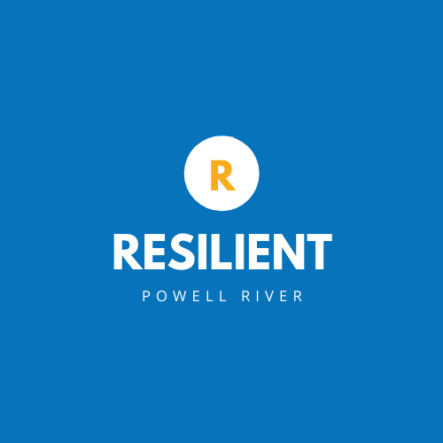Resilient Powell River Logo