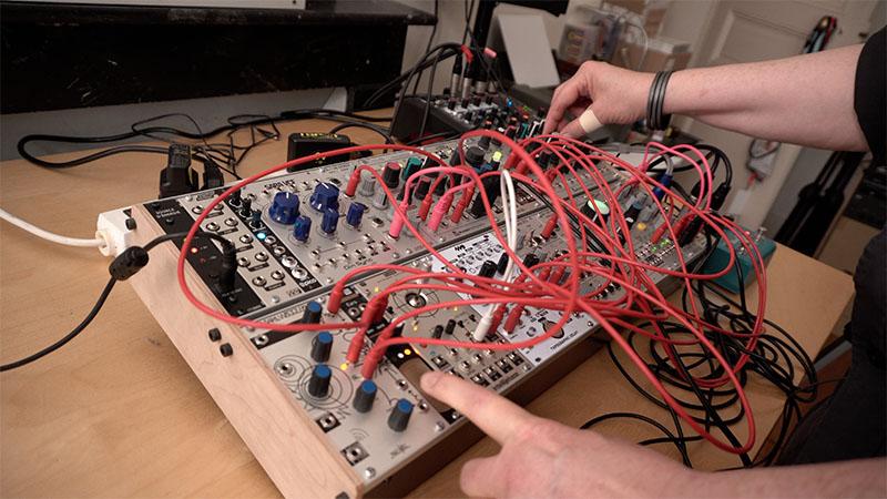 Trop dur le synthé modulaire ?