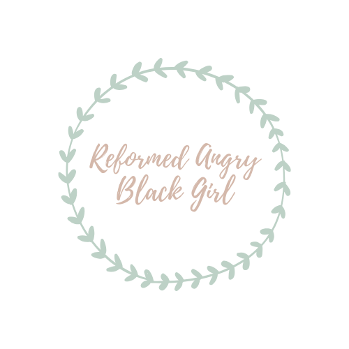 Reformed Angry Black Girl logo