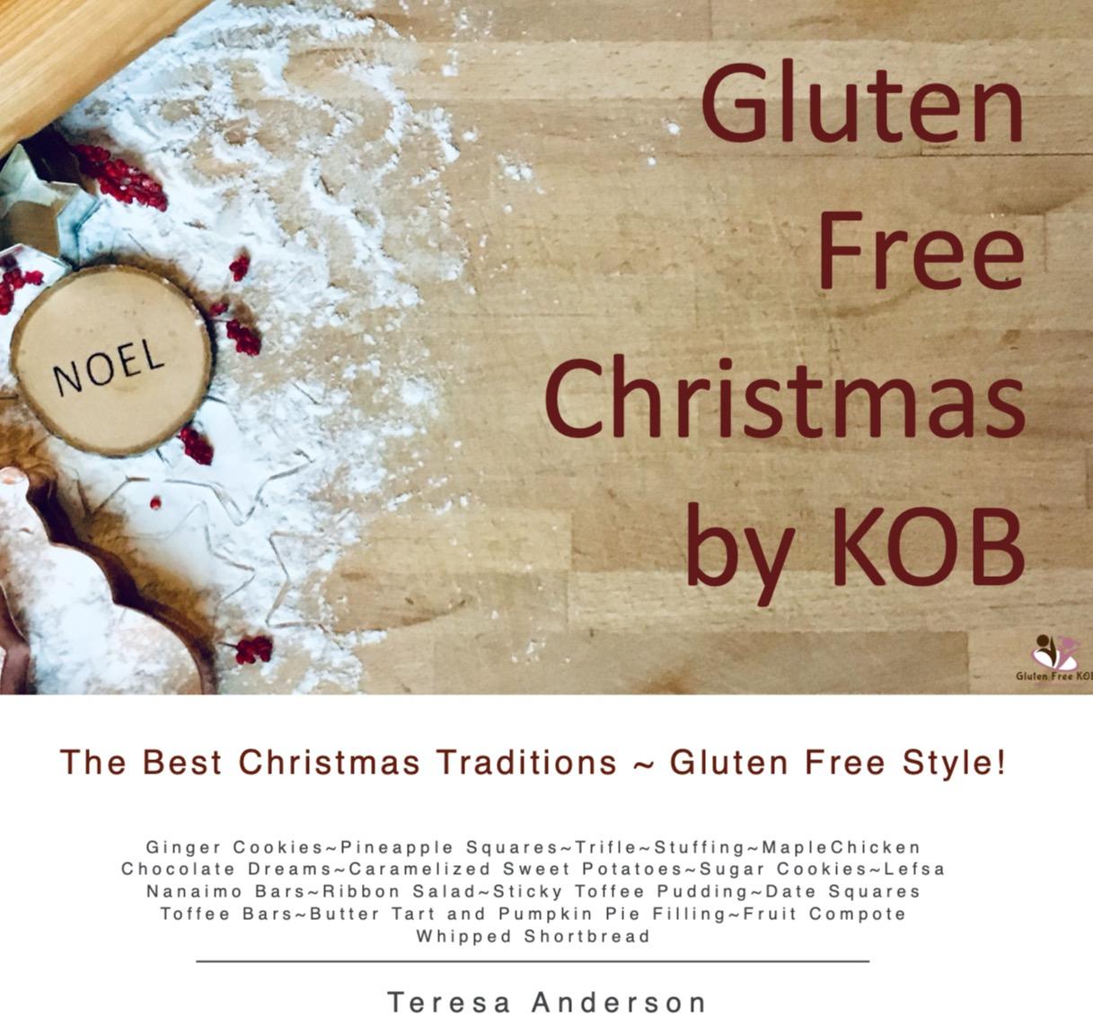 Gluten Free Christmas ebook